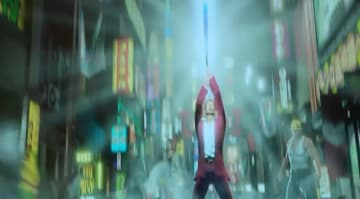『龍が如く』シリーズ最新作はファンタジー路線に転向!? 勇者「春日一番」が聖剣のようにバットを引き抜いてる…