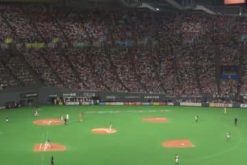 日本ハムの本拠地・札幌ドーム【画像:(C)PLM】