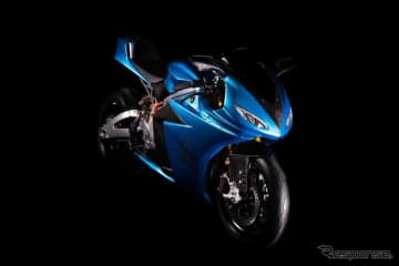 ライトニングモーターサイクルの電動バイク、ライトニング・ストライク