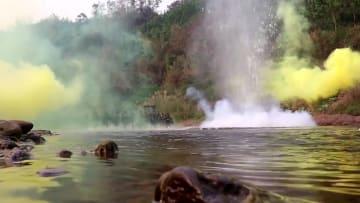雲南武装警察、熱帯雨林で極限訓練 特殊部隊の「魔の1週間」