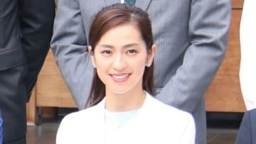 ドラマ「集団左遷!!」(TBS系、日曜午後9時)の制作発表会見に出席した中村アンさん