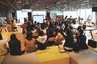 ディライトワークスが「春の新卒採用まつり」を実施ー約140人が参加し、ゲーム制作を学ぶ