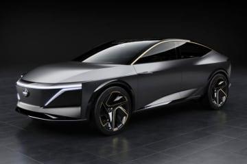 日産 電気自動車のコンセプトカー「IMs」 上海モーターショー2019