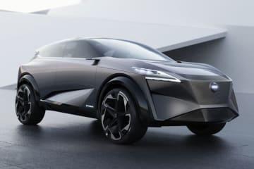 日産 クロスオーバーコンセプトカー「IMQ」 上海モーターショー2019