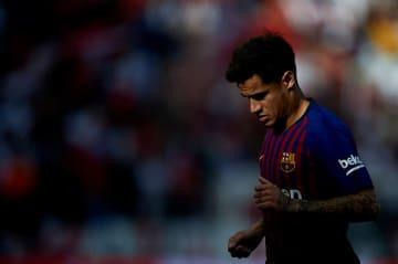 バルセロナのコウチーニョ photo/Getty Images