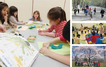 フレンズアカデミーでは、全日制たんぽぽ幼稚園の他、親子クラス、平日や週末の日本語クラスなど年齢や目的に応じて入学できるクラスを数多く提供している