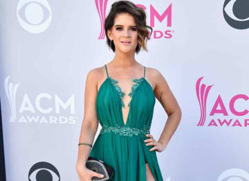 LAS VEGAS, NV - APRIL 02: Recording artist Maren Morris attends the 52nd Academy Of Country Music Awards at Toshiba Plaza on April 2, 2017 in Las Vegas, Nevada. (Photo by Frazer Harrison/Getty Images)