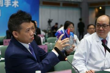 中国初の5G遠隔心臓内視鏡手術、広東省で実施