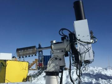 中国、南極で昼間の天体観測を初めて実施