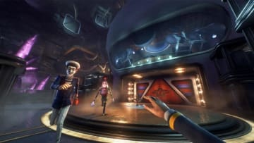 『We Happy Few』DLC第1弾「Roger&James; in They Came From Below」配信開始!