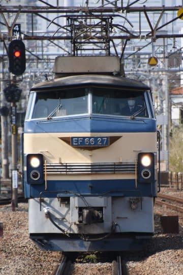 EF66形電気機関車27号機