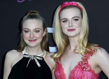 Dakota Fanning Supports Sister Elle At Her 'Teen Spirit' Movie Premiere