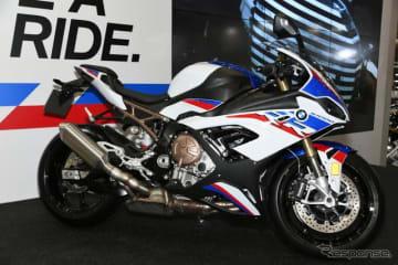 BMW S1000RR 新型(東京モーターサイクルショー2019)