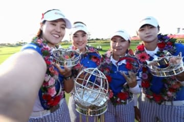 前回優勝は韓国チーム 次こそ日本チーム優勝なるか(撮影:GettyImages)
