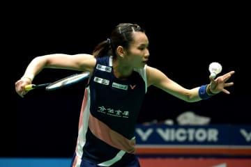 中国台北の戴資穎が女子単優勝 バドミントン·マレーシアOP