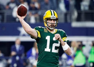 Aaron Rodgers, Packers Beat Cowboys 34-31 in NFC Divisional Game