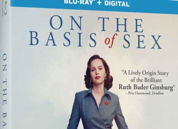 GIVEAWAY: Win A Free Copy Of The 'On The Basis Of Sex' Blu-ray