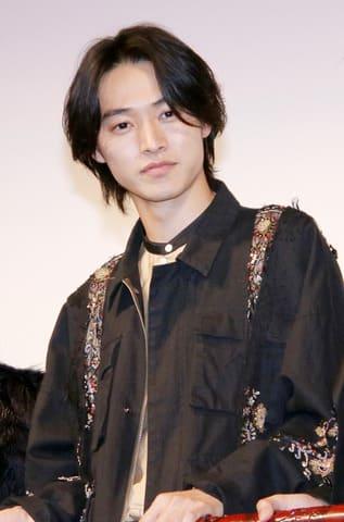映画「キングダム」の公開直前イベント試写会に登場した山崎賢人さん