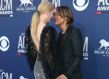Keith Urban & Newcomers Dan + Shay Clean Up At American Music Awards [FULL WINNERS LIST]