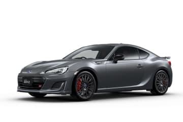 スバル BRZ 改良モデル 新色「マグネタイトグレー・メタリック」を採用
