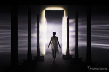 レクサスのミラノデザインウィークの「LEADING WITH LIGHT」