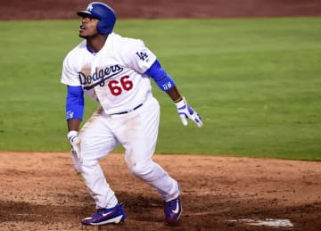 Yasiel Puig's 9th-Inning HR Lifts Dodgers Past Nationals 3-2