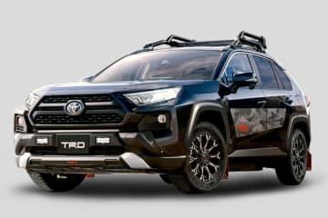 トヨタ 新型RAV4 TRDパーツ