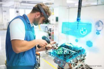 BMWグループが生産システムに導入したVRやARテクノロジー