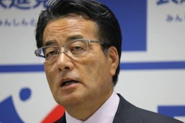 立憲民主党会派の岡田克也衆院議員(2016年撮影)