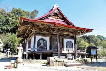 興隆寺中興堂(釈迦堂)