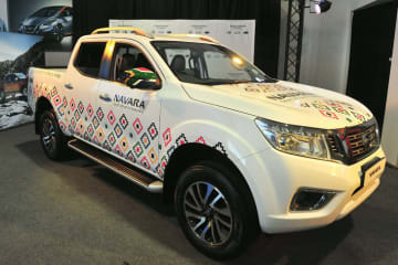 日産、ピックアップトラック「ナバラ」新型車を南アフリカで生産 南アの都市プレトリアにあるロスリン工場に投資
