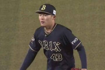 今季初勝利を挙げたオリックス・山本 由伸【画像:(C)PLM】