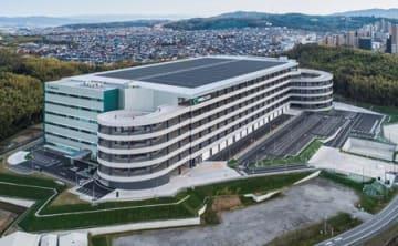 アマゾンジャパンが10月に稼働する新たな物流拠点(京田辺市)