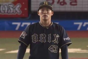 今季初勝利を挙げたオリックス・山本由伸【画像:(C)PLM】