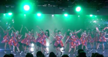 21日に千秋楽を迎えるNGT48チームNⅢの「誇りの丘」公演