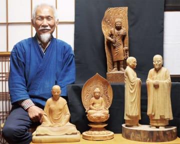 第13回佛像彫刻展@横須賀市文化会館