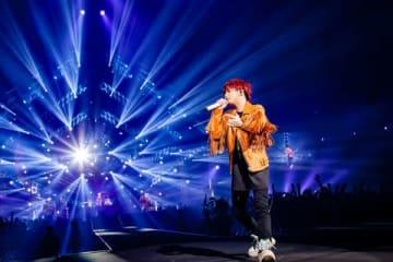 ロックバンド「MY FIRST STORY」の「S・S・S TOUR FINAL」の模様(Photo by Takashi Konuma)