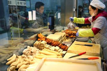 3月の中国消費者物価、2·3%上昇