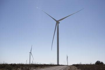 中国の風力風車、アルゼンチンのエネルギー構造高度化を後押し