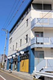 学生寮だった建物を改装したゲストハウス