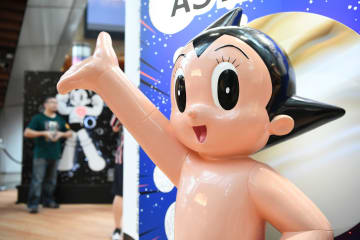 手塚治虫生誕90周年展が香港で開催