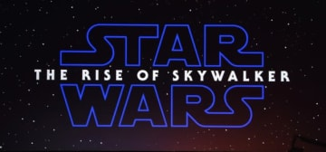 正式タイトルはRISE OF SKYWALKER!