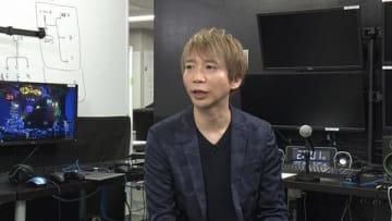 「SWITCHインタビュー 達人達(たち)」に登場する諏訪部順一さん=NHK提供