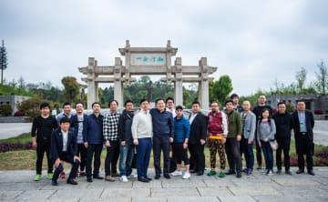 日本の青年企業家、貴州省の歴史文化に触れる