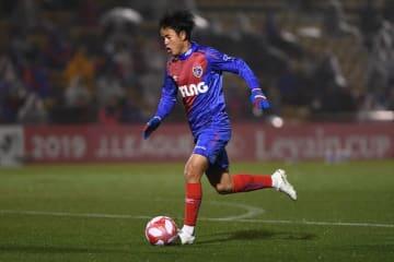 FC東京の久保建英 photo/Getty Images
