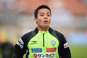 松本山雅FC戦で先発した齊藤未月 photo/Getty Images