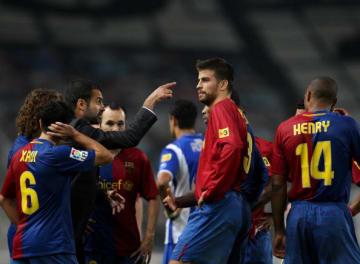 バルセロナを指導していた頃のグアルディオラ photo/Getty Images