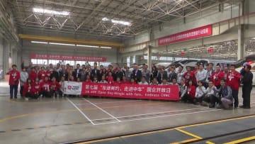 鉄道ファンが中国最初の鉄道工場を訪ねて 河北省唐山市