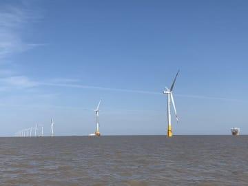 中仏、江蘇省に海上風力発電所を共同建設