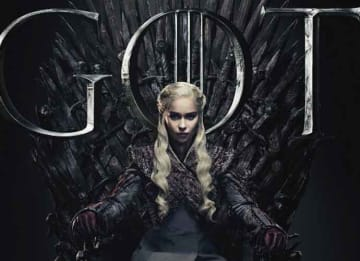 'Game Of Thrones' Releases 20 New Posters For Final Season [PHOTOS]